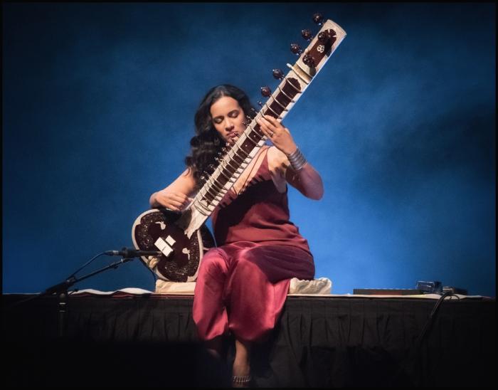 Anoushka Shankar (Photo © Garry Corbett)