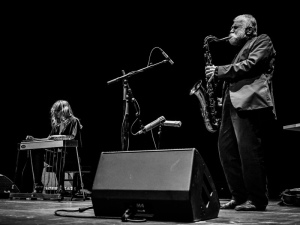 Heather Leigh and Peter Brötzmann