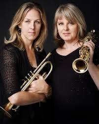 Ingrid and Christine Jensen.