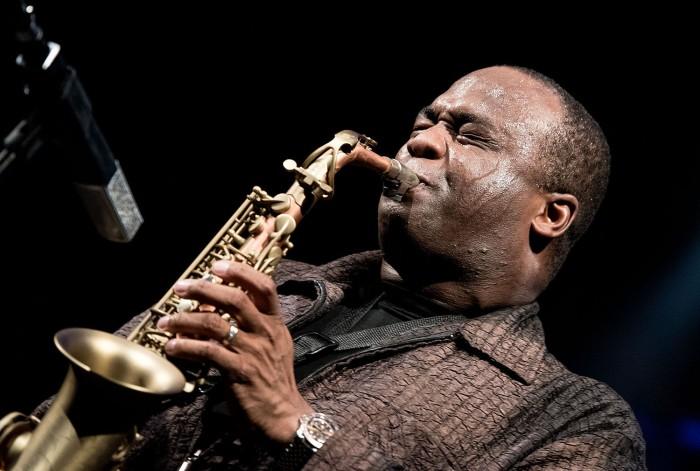 James Carter at the Pancevo Jazz Festival (Photo © John Watson/jazzcamera.co.uk)