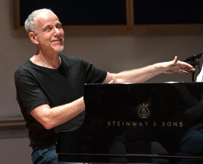 Marc Copland (Photo © John Watson/jazzcamera.co.uk)