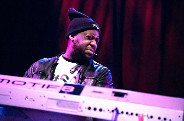 Robert Glasper at Birmingham Town Hall (Photo © John Watson/jazzcamera.co.uk)